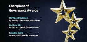 Heritage Insurance Champions of Governance Awards 2018