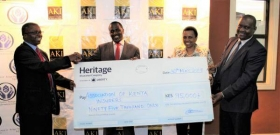 Heritage Joins AKI in driving Health Access