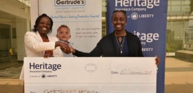 Heritage Partners with Gertrude's Hospital to Improve Health Access